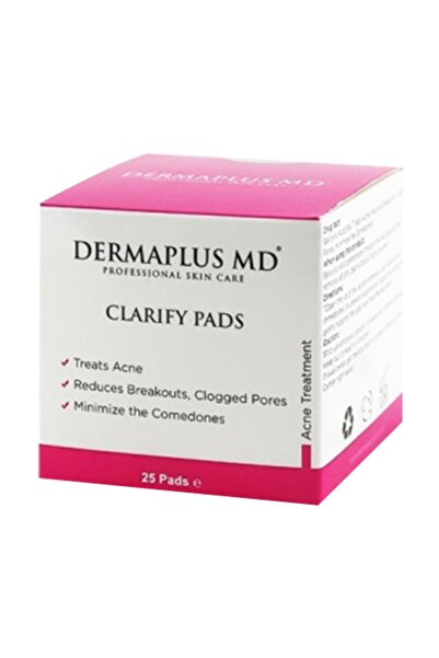 Dermaplus Md Md Clarifying Pads Acne Management 25pads