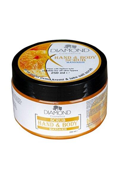 DIAMOND HAIR Mandalina Aromalı El ve Vücut Kremi 250 ml