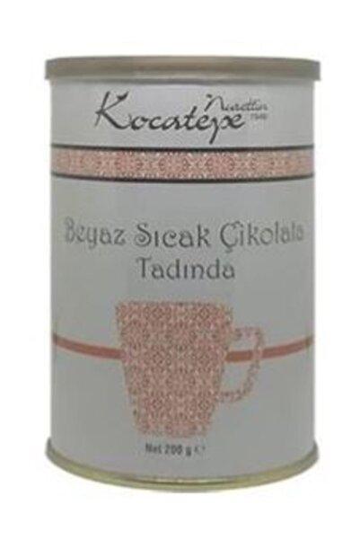 Kocatepe Beyaz Sıcak Çikolata 200 Gr Tnk