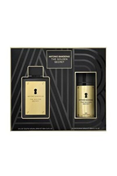 Antonio Banderas Parfüm Seti