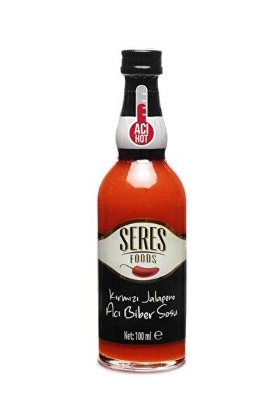 SERES Jalapeno Kırmızı Acı Biber sosu 100ML
