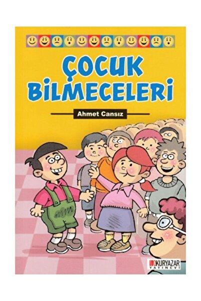 Okuryazar Yayınevi Çocuk Bilmeceleri Ahmet Cansız