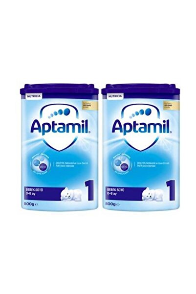 Aptamil 800 gr 1 Numara Bebek Sütü 2'li Paket