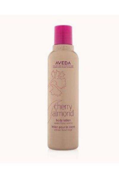 cherry almond body lotion 200 ml vücut losyonu