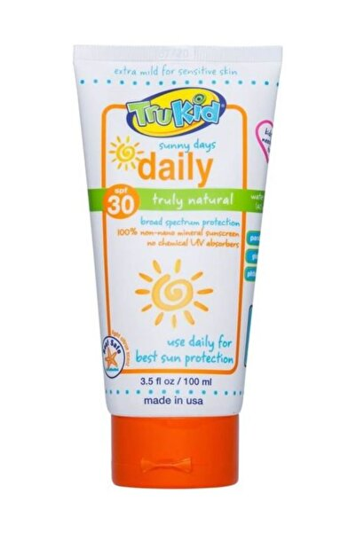 Trukid Daily Spf30 Mineral Sunscreen 100Ml