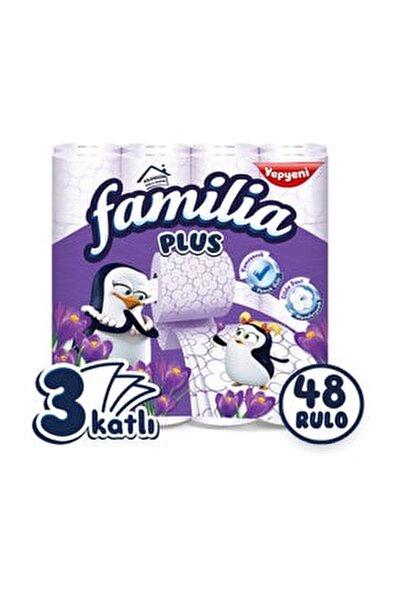 Plus Parfümlü Tuvalet Kağıdı 48 Rulo