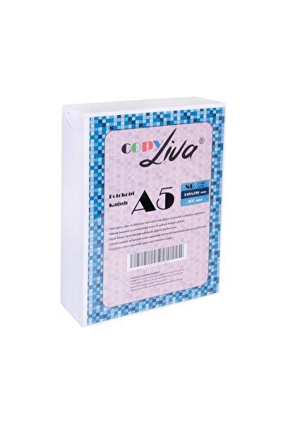 Liva Copy A5 Fotokopi Kağıdı 80Gr 1 Paket 500 Syf A4'Ün Yarısıdır