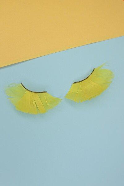 New Obsessions Takma Kirpik Sarı Tüylü