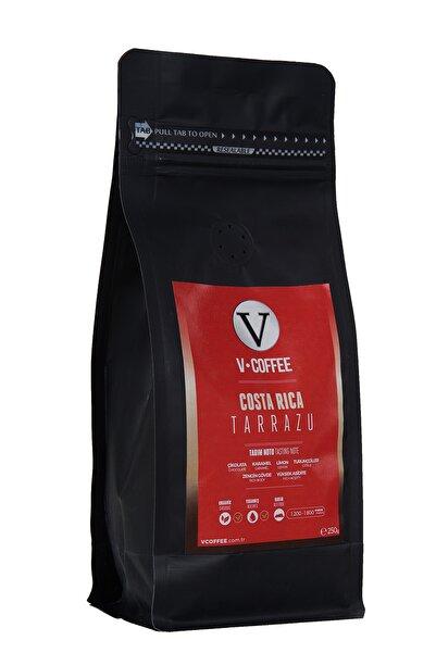 V Coffee Costa Rica Öğütülmüş Filtre Kahve 250 gr