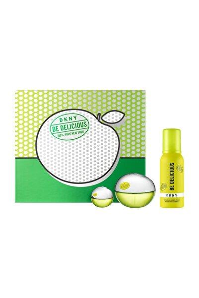 Dkny Be Delicious Kadın Sprey Parfüm Seti 022548413081