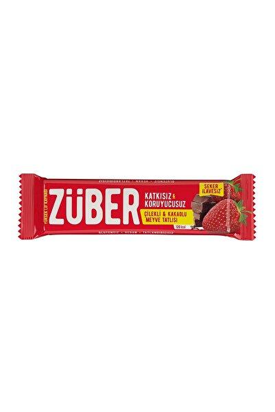 Züber Dmt Bar 40 Gr Çilek Kakao 1 Adet