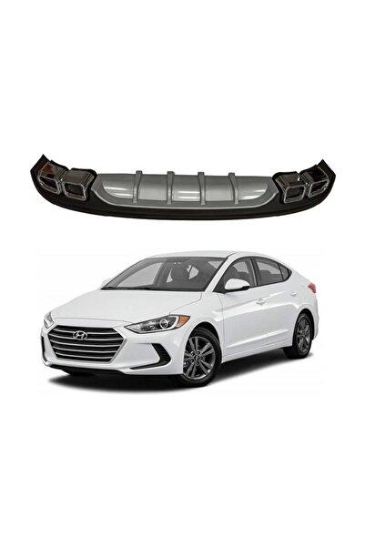 Hyundai ELANTRA 2017+ 4 ÇIKIŞLI DİFÜZÖR