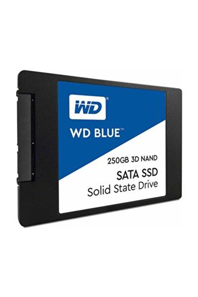 """WD 2.5"""" Blue 3D Nand Sata 3.0 Ssd Disk 250Gb Wds250G2B0A"""