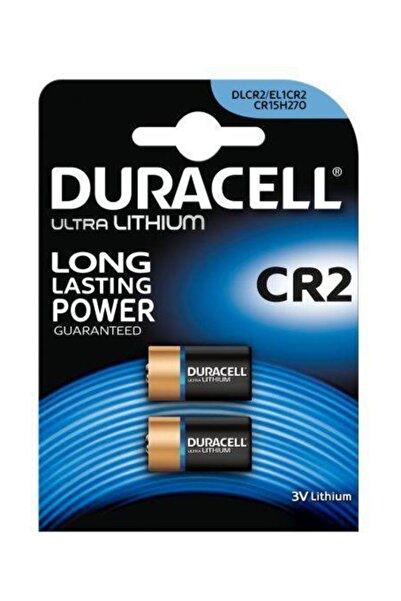 Duracell Cr2 Ultra M3 3V Pil 2'li