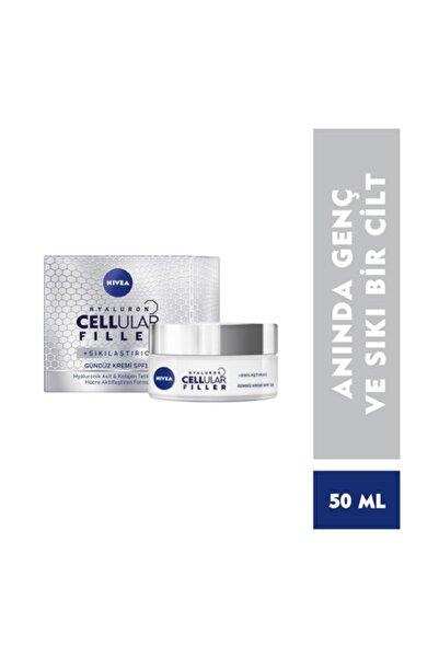 Hyaluron Cellular Fıller + Sıkılaştırıcı Yaşlanma Karşıtı gündüz Kremi 50 ml