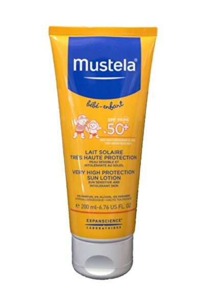 Very High Protection Spf 50+ 200 ml Sprey güneş Kremi