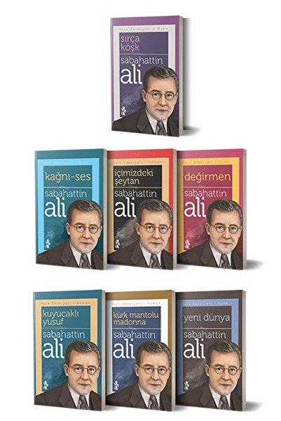 Sabahattin Ali Seti  7 Kitap - Venedik Yayınları