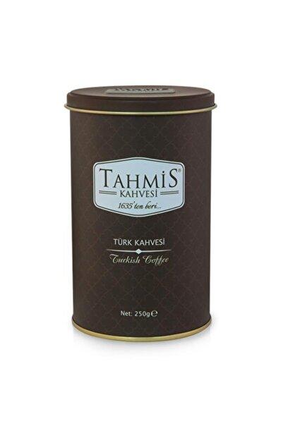 Türk Kahvesi Orta Kavrulmuş 250 Gr Teneke Kutu - 1635'ten beri