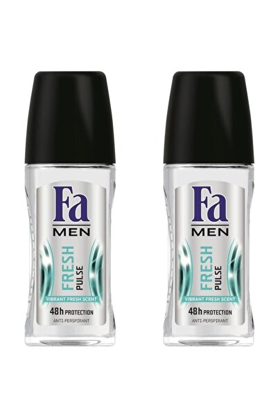 Fa Fresh Pulse Roll-On 50 ml X 2 Adet