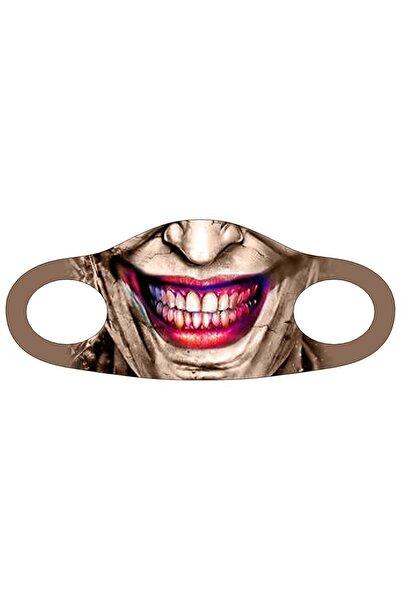 Noon Collection Noon NN7007 Erkek Baskılı Maske
