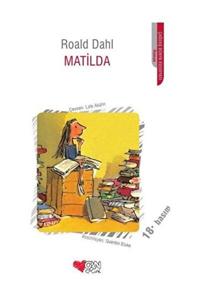 Can Sanat Yayınları Matilda Roald Dahl