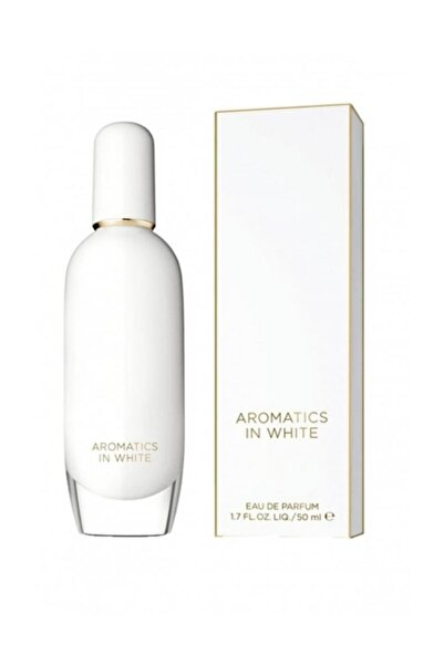 Clinique Aromatics In White Edp 50 ml Kadın Parfümü  020714711733
