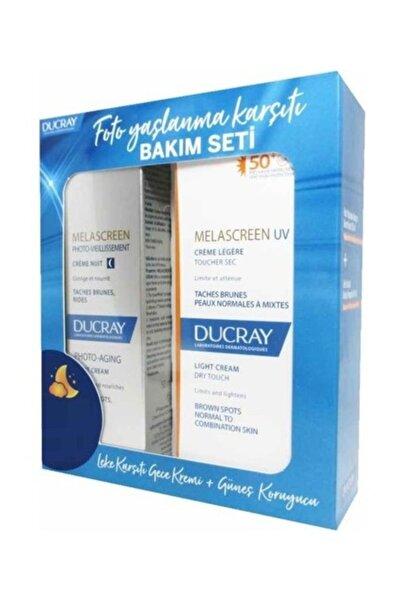 Melascreen Photo-Aging Night Cream 50 ml Set