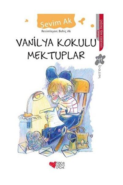 Can Sanat Yayınları Vanilya Kokulu Mektuplar- Sevim Ak