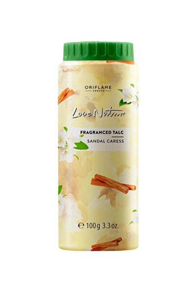 Oriflame Love Nature Sandal Caress Vücut Pudrası 100 ml 9698574481996