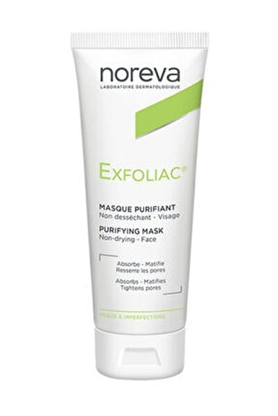 Exfoliac Deep Cleansing Mask 50ml