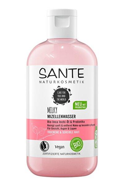 Sante Misel Sulu Temizleme Sütü Organik Inca Inchi Yağı ve Probiotikler 200ml