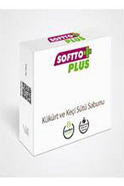 Softo Plus Kükürt Ve Keçi Sütü Sabunu 100 gr