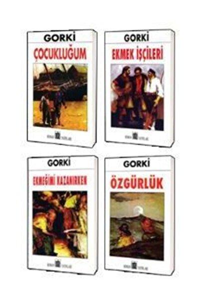 Beta Kids Maksim Gorki Klasikleri 4 Kitap Set2