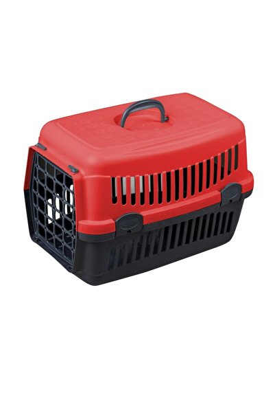 SERA Kırmızı Kedi Köpek Taşıma Çantası 50x34x33cm