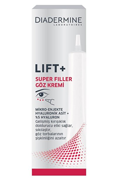 Diadermine Lıft+ Super Filler Göz Kremi 15 Ml