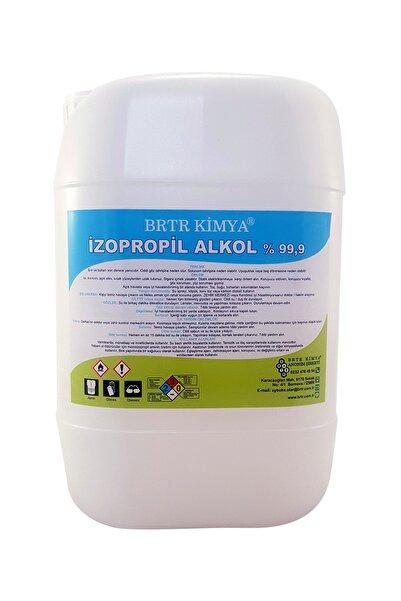 Brtr kimya  10 LT Izopropil Alkol (İPA ) %99,9 Temizlik Solventi