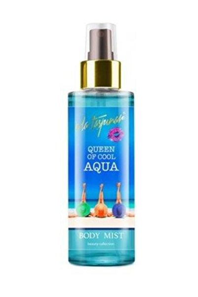 Vücut Spreyi - Queen Of Cool Aqua 200 Ml 8681425002736