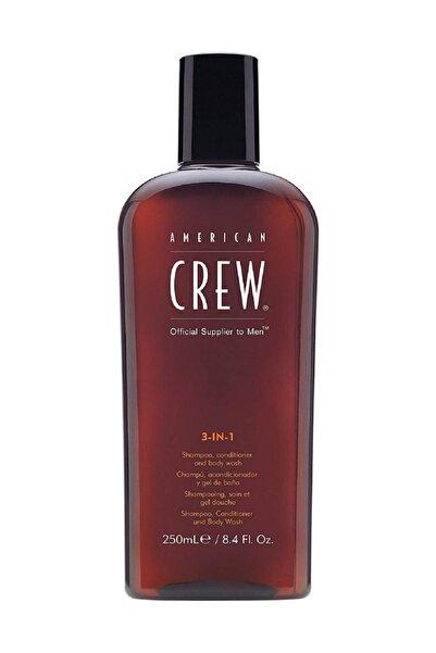 3'ü 1 Arada Saç ve Vücut Şampuanı 250 ml