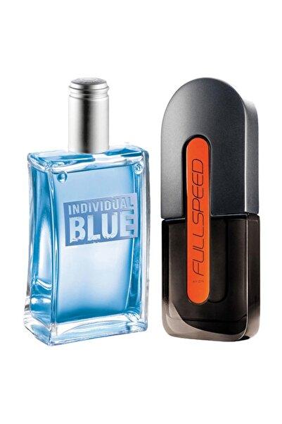 Individual Blue ve Full Speed Erkek Parfüm Seti 5050000000024