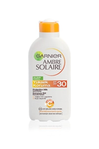 Garnier Güneş Sütü Spf 30 200 ml 3600540587350