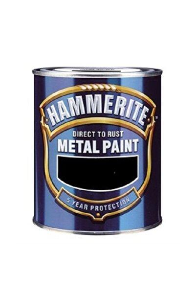 Marshall Hammerite Direk Pas Üstüne Pürüzsüz DÜZ Metal Boyası 2.5 Lt SİYAH