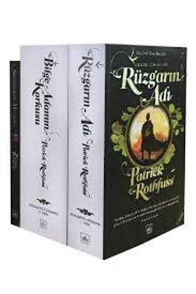 İthaki Yayınları Kral Katili Güncesi 3 Kitap Takım
