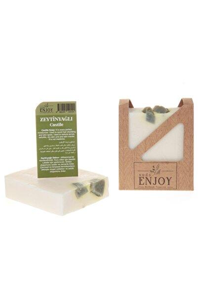 Enjoy Suds Enjoy Doğal Zeytinyağlı El Yapımı Nemlendirici Sabun 100 gr