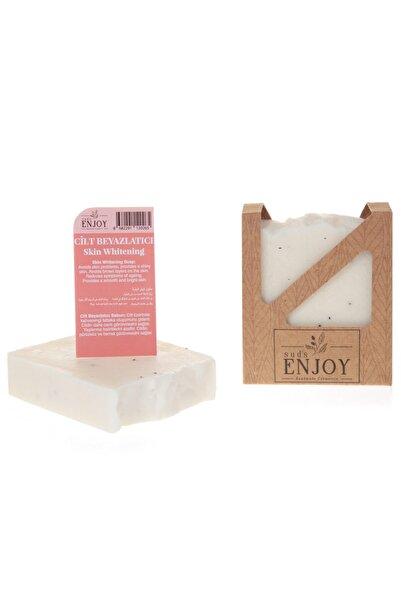 Enjoy Suds Enjoy Doğal Cilt Beyazlatıcı El Yapımı Cilt Tonu Eşitleyici Sabun 100 gr