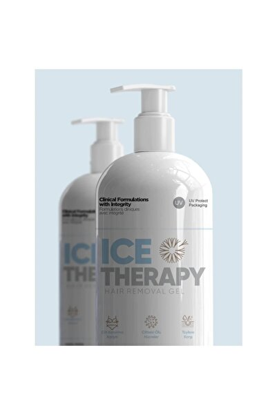 İce 2 Adet Ice Therapy Tüy Dökücü Krem 250 Ml X2 Li Paket