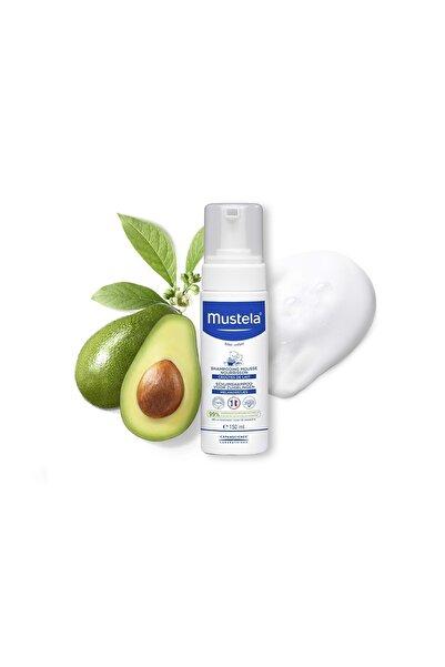 Mustela Foam Shampoo For Newborn Yeni Doğan Köpük Şampuanı 150 ml