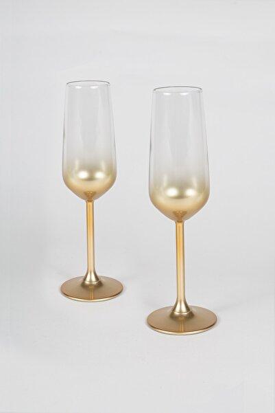 Rakle Glow 2'li Şampanya Kadehi Seti 195 cc