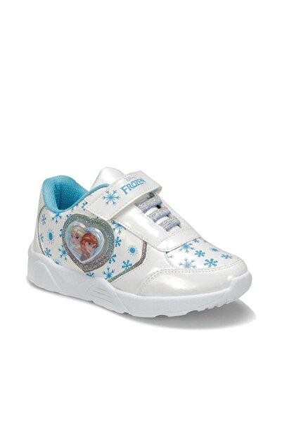 Frozen Beyaz Kız Çocuk Sneaker