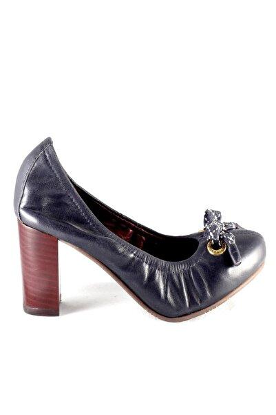 Marc Jacobs Kadın Koyu Mavi Topuklu Ayakkabı 616677
