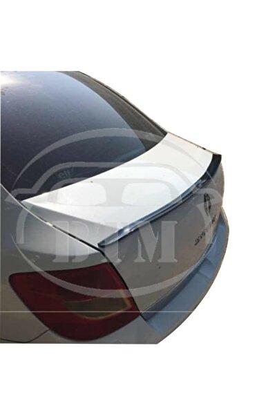 BTM OTOMOTİV Renault Symbol (2009-2012) Bagaj Üstü Spoiler Piano Black